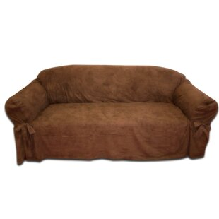 Textiles Plus Inc. Box Cushion Sofa Slipcover