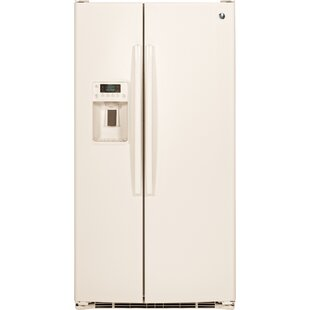 25.3 cu. ft. Energy Star® Side By Side Refrigerator