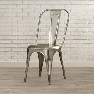 Kori Industrial Chic Dining Chair 17 Stories