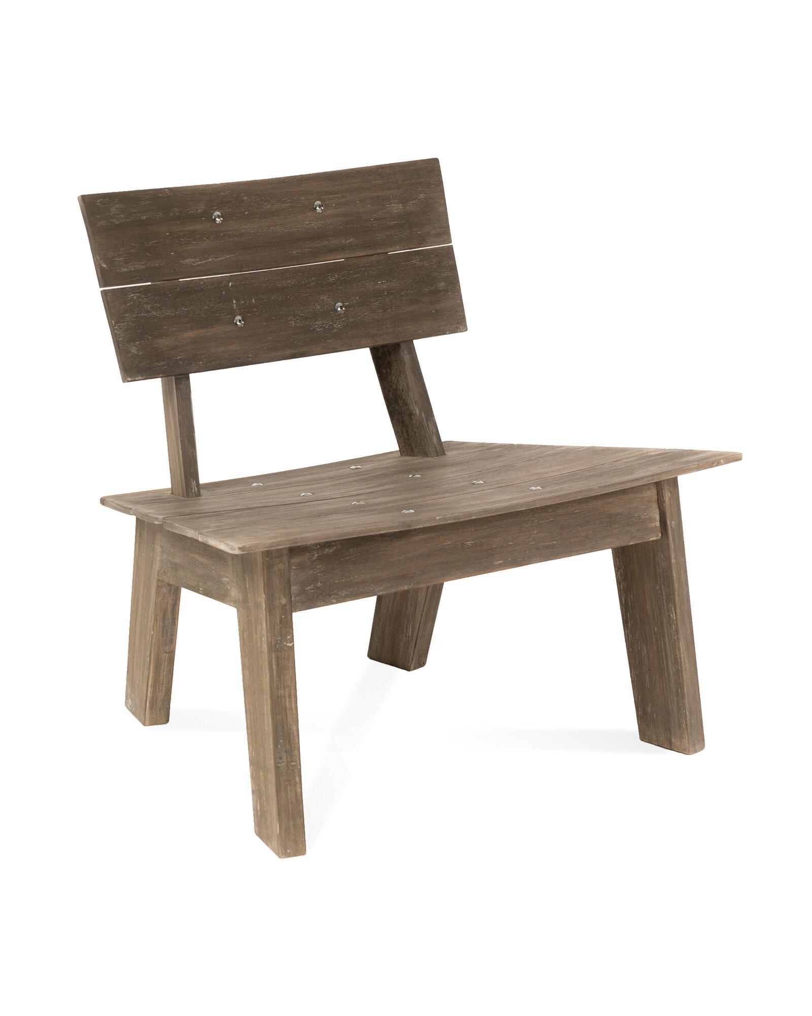 Herrera Wood Adirondack Chair Joss Main