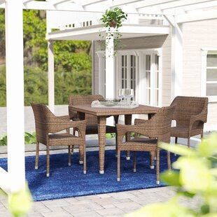 Blackstock 5 Piece Dining Set by Brayden Studio