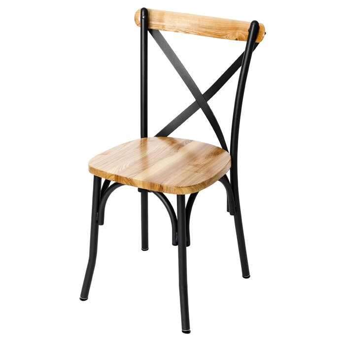Peachy Henry Solid Wood Dining Chair Ibusinesslaw Wood Chair Design Ideas Ibusinesslaworg