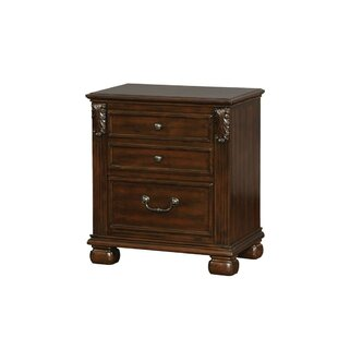 Coleford 2 Drawer Nightstand by Darby Home Co