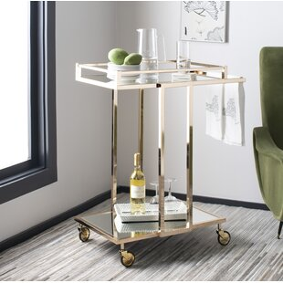 Trudie Bar Cart by Mercer41