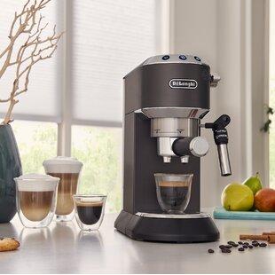 1-Cup Pump Espresso Machine Coffee Maker