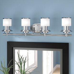 Zipcode Design Davis 4-Light Vanity Light