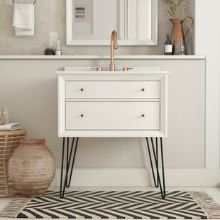 Tribecca 30 Single Bathroom Vanity Set by Dorel Living