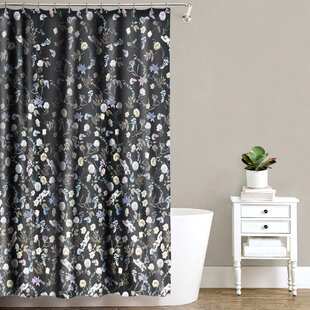 Monreal Polyester Single Shower Curtain by August Grove Comparison