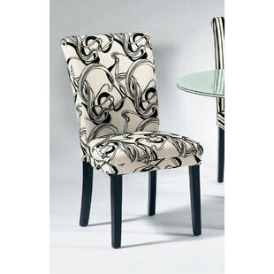 Brightlands Parson Upholstered Dining Chair Set of 2 by Ebern Designs