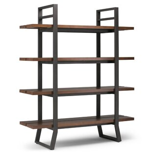 Adler Standard Bookcase Simpli Home