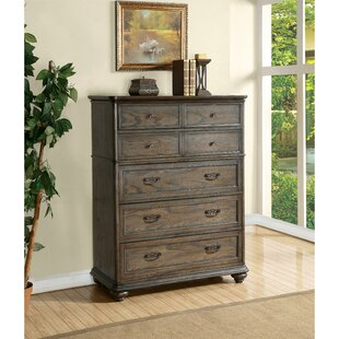 Three Posts Nesbitt 5 Drawer Chest