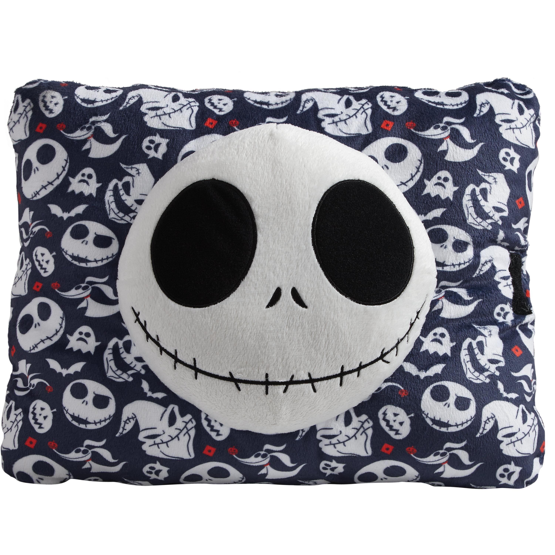 PillowPets Disney Nightmare Before Christmas Jack Skellington Indoor ...