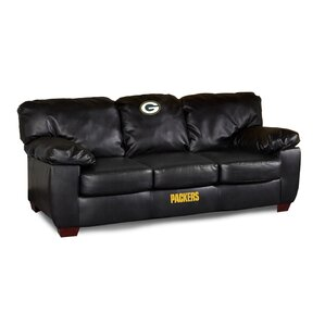 NFL Classic Leather Sofa