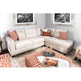 Ovellette Right Hand Facing Sectional by Latitude Run