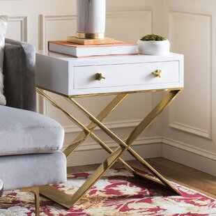 Pickett End Table by Willa Arlo Interiors