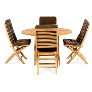 Review Quint Folding Teak Dining Table
