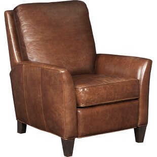 Hooker Furniture Balmoral Albert Leather Recliner