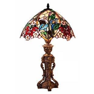 Prime Flower Design 23 Table Lamp