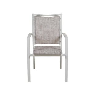 Luisa Stacking Garden Chair By August Grove