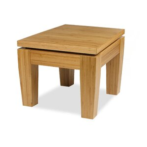 Rio Bamboo End Table by Bamboogle