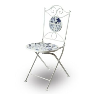 Fryer Folding Garden Chair (Set Of 2) By Lily Manor