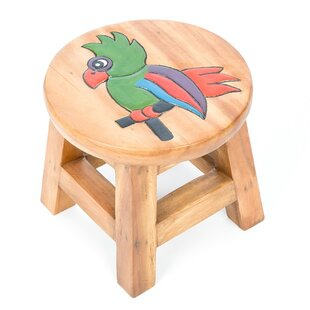 Parrot Children's Stool By Just Kids