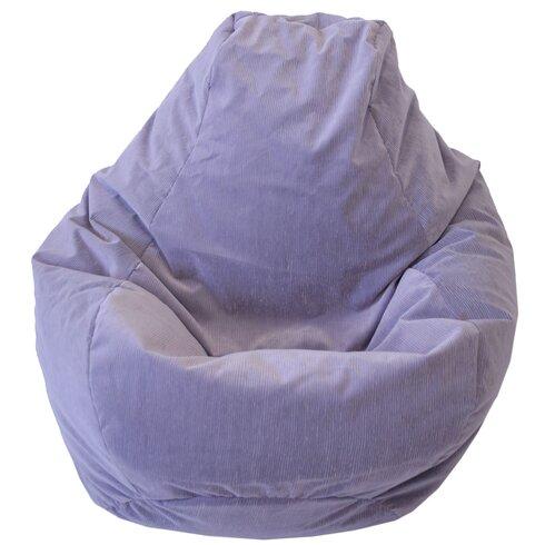 Teardrop Microfiber Suede Corduroy Bean Bag Chair