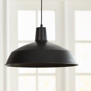 Cornelia Warehouse 1 Light Bowl Pendant