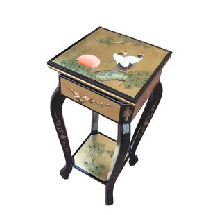 Gold Leaf Plant Stand By World Menagerie