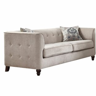 Read Reviews Quartz Sofa by Bungalow Rose