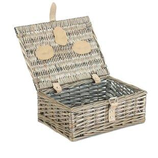 Picnic Basket By House Of Hampton