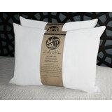 Lula Mae Organic Medium Cotton Jumbo Cooling Bed Pillows (Set of 2)