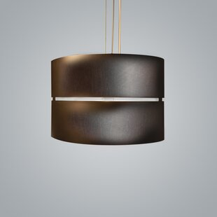 ZANEEN design Luz Oculta 1-Light Pendant