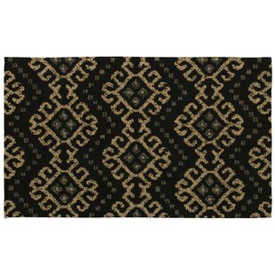 Find Color Motion Black Area Rug By Waverly