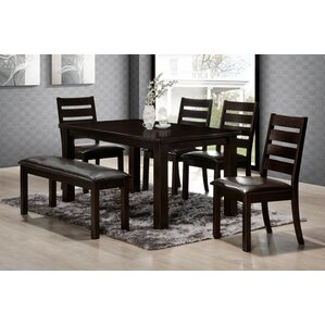 6 Piece Dining Set by LYKE Home