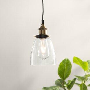 Mercury Row Bundaberg 1-Light Cone Pendant