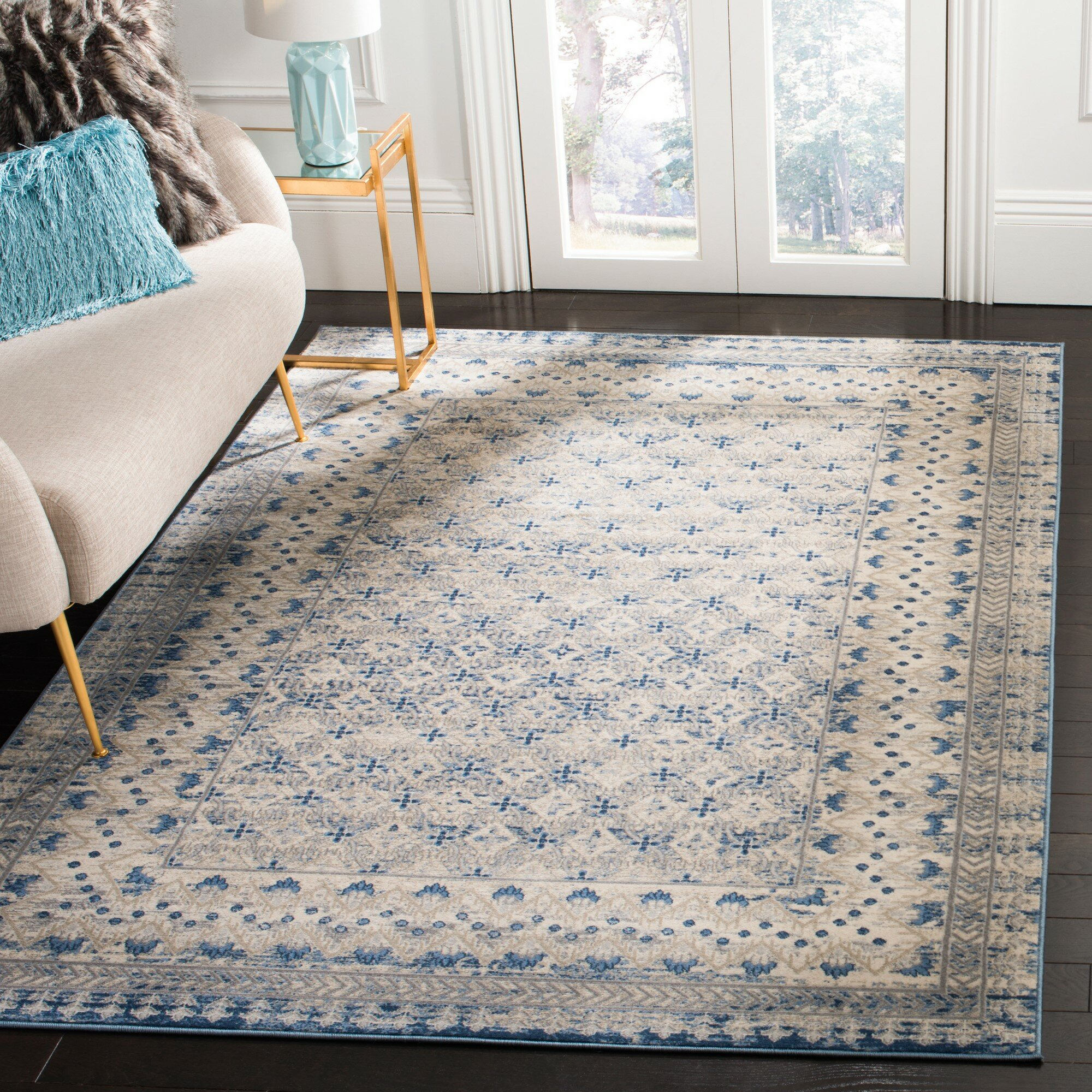 Picture of: 8 X 10 Blue Area Rugs You Ll Love In 2020 Wayfair