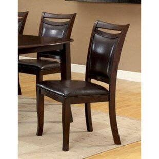 Woollard Upholstered Dining Chair (Set of..