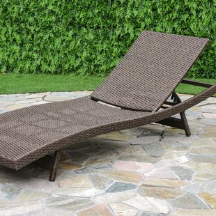 Fortenberry Reclining Chaise Lounge with Cushion