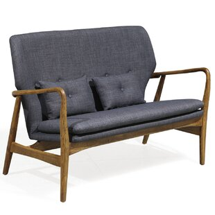 Sinquefield Loveseat by Brayden Studio Today Sale Only