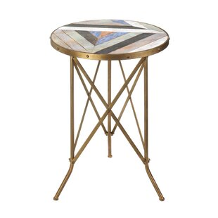Carpinteria Tri-Leg End Table
