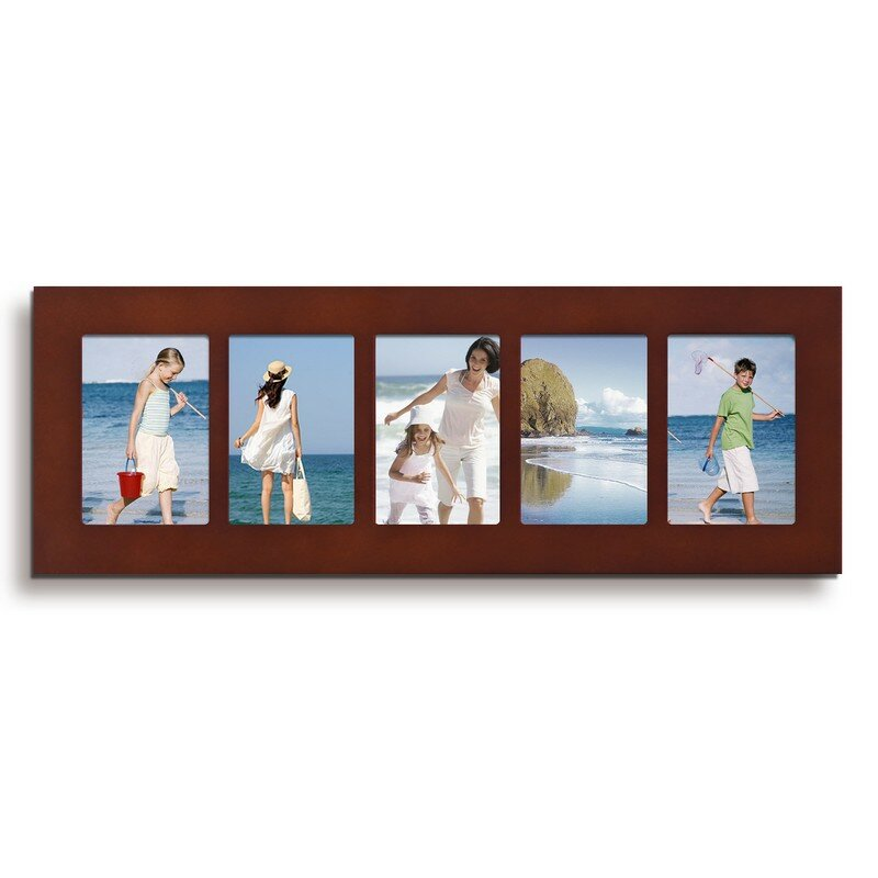 Nelsonville 5 Opening Wall Hanging Picture Frame