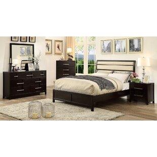Best End Of Year Deals 2020 Order Cheap Orren Ellis Orris Upholstered Platform 5 Piece Bedroom Set To Bedroom Today