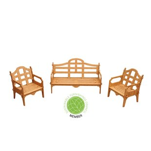 Burliegh 3 Piece Sofa Set