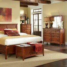 Barstow 10 Drawer Standard Dresser by Darby Home Co