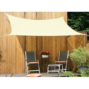 Nobleboro 3m X 2.5m Rectangular Shade Sail By Sol 72 Outdoor