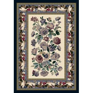 Best Price Shrout Chelsea Opal Lapis Area Rug By Astoria Grand