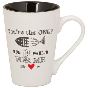 Lamons You're The Only Fish In The Sea For Me Coffee Mug