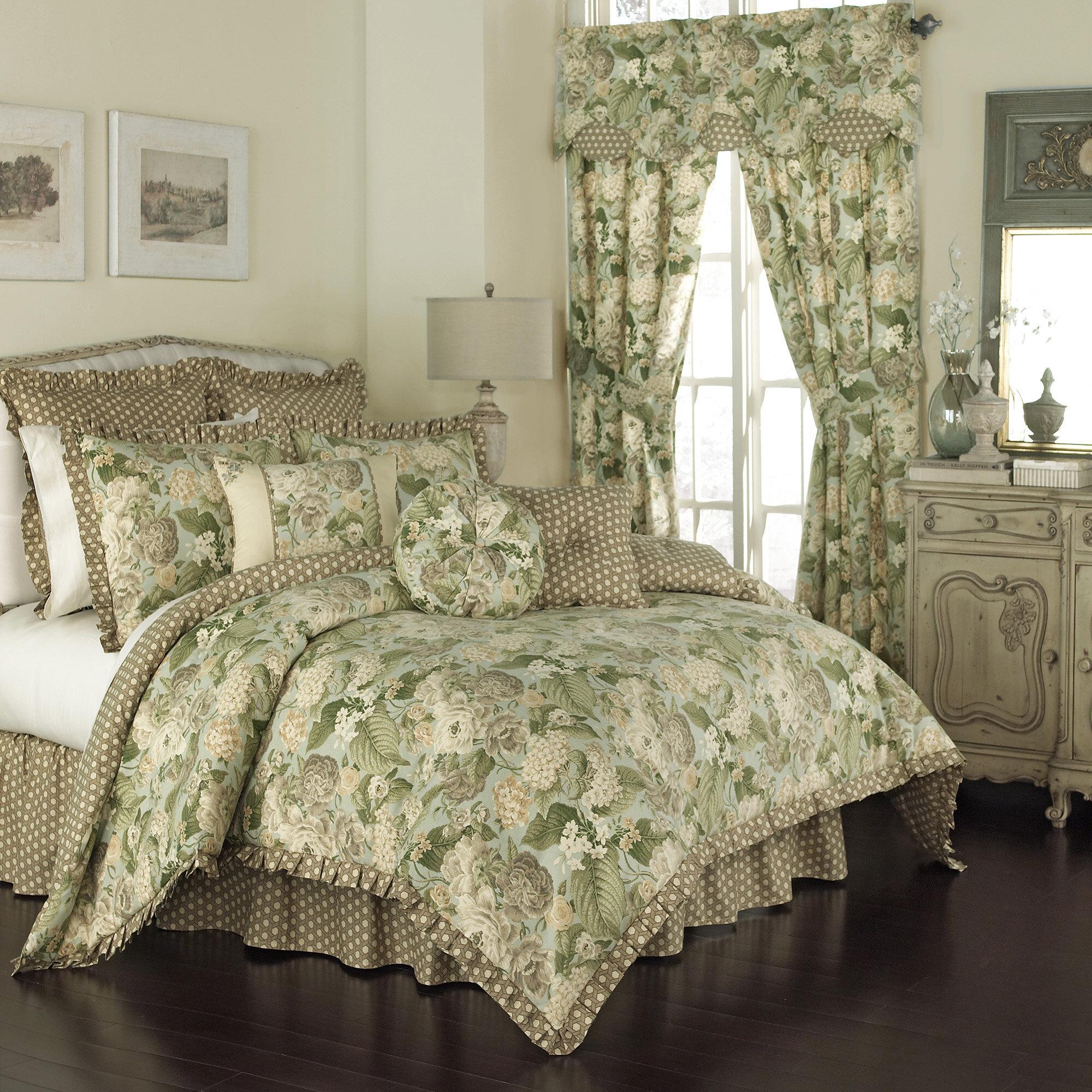 Waverly Garden Glory Comforter Collection Reviews Wayfair