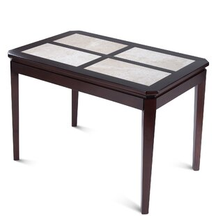 Labriola Marble Solid Wood Dining Table